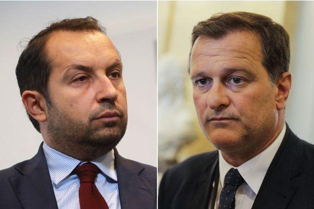 Sébastien Chenu et Louis Aliot se sont dits opposés à la grève à la SNCF.