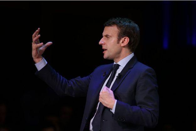 Emmanuel Macron, à Londres le 21 février prochain.