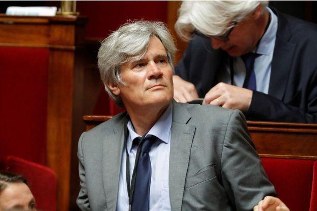 Stéphane Le Foll à l'Assemblée fin juin.