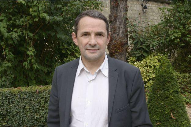 Thierry Mandon, secrétaire d'Etat chargé de la Réforme de l'Etat et de la Simplification.