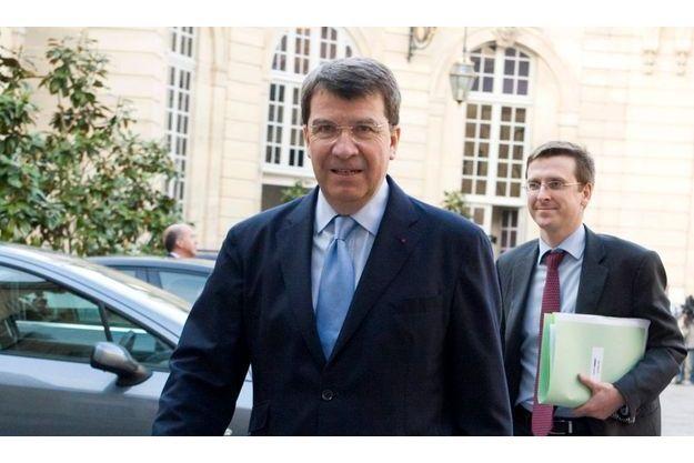 Le ministre du Travail, Xavier Darcos, s'est réjoui de l'adoption du texte.