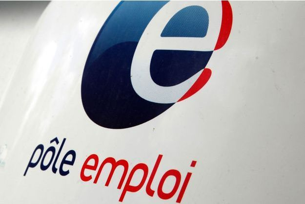 Logo de Pôle Emploi (photo d'illustration)
