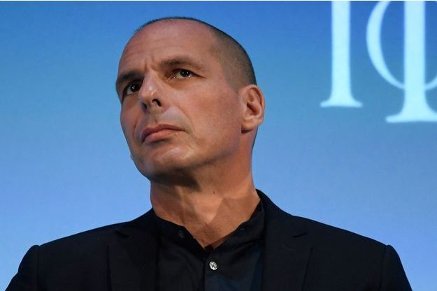 Yanis Varoufakis ici à Londres en septembre 2016.