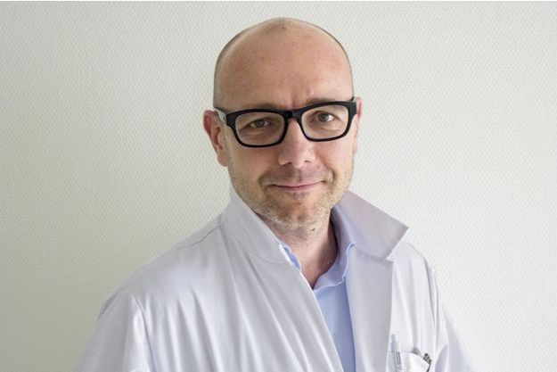 Le Dr Sébastien Barbarot.