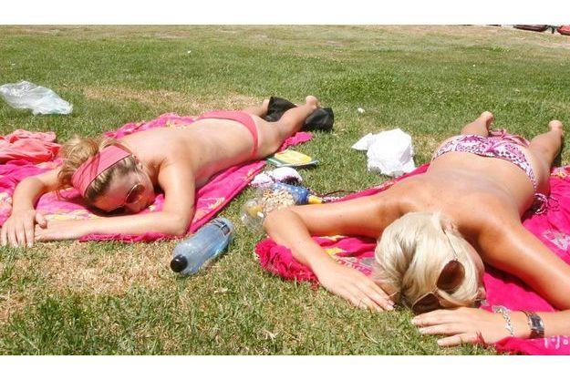 Il faut se méfier du soleil, particulièrement en été.