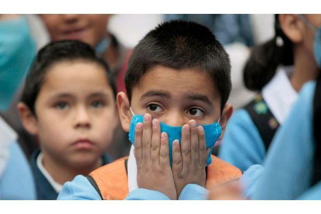 La grippe A (H1N1) continue son expansion