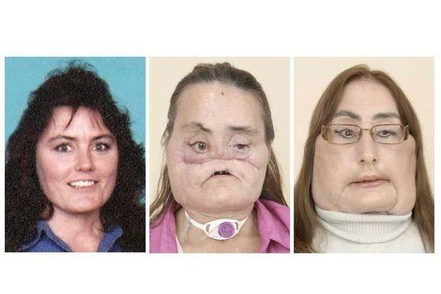 Les trois visages de Connie.