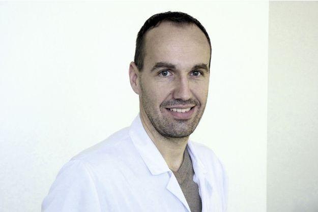 Le Pr Loïc Ysebaert, hématologue au service d'hématologie à l'Institut universitaire du cancer de Toulouse.