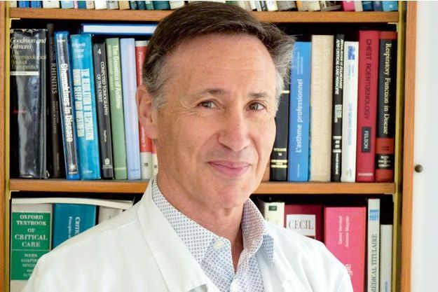 Le pneumologue Michel Aubier.