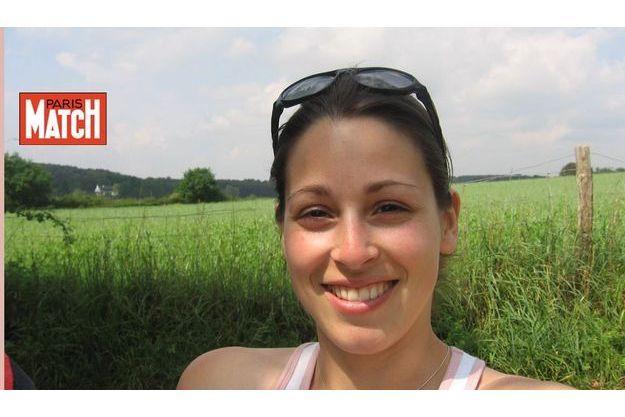 Cette jeune employée de l'Association paritaire d'action sociale du BTP à Paris avait des projets plein la tête et aucun problème de santé. Elle est ici en week-end à Vannes.