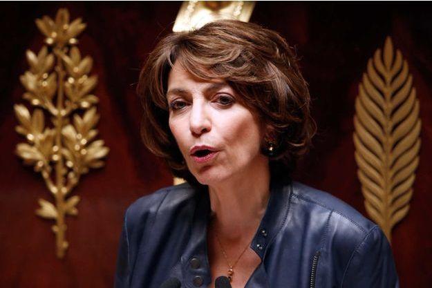 Marisol Touraine, ministre de la Santé et des affaires sociales.