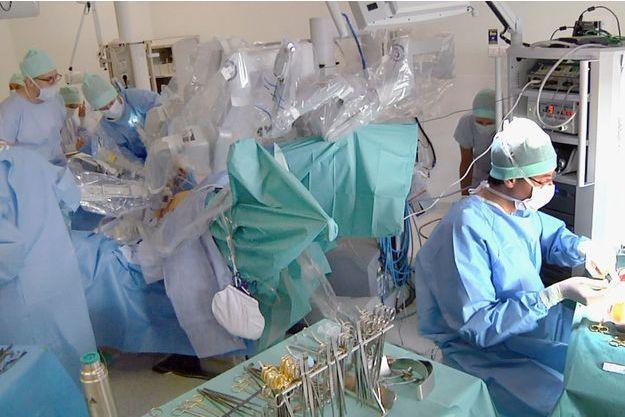 Une opération au CHU de Toulouse (image d'illustration).