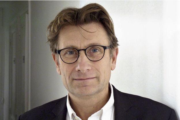 Le Pr François Haab, chirurgien urologue à l'hôpital des Diaconesses