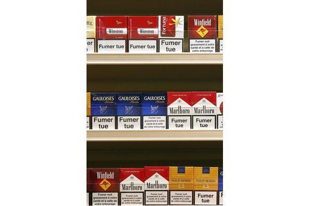 Bureau de tabac à Paris