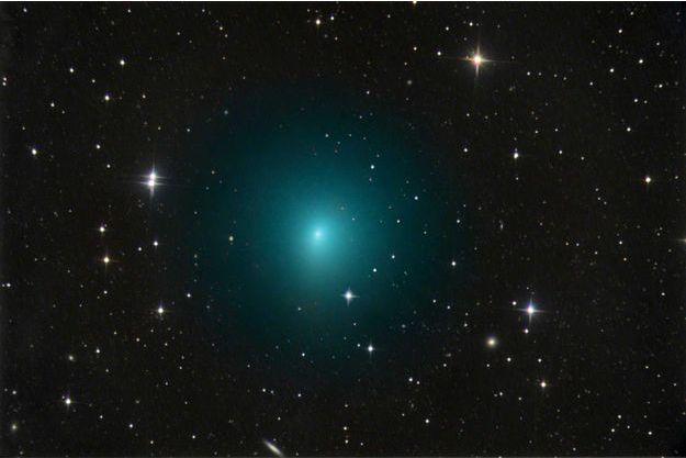 La comète 41P/Tuttle-Giacobini-Kresak.