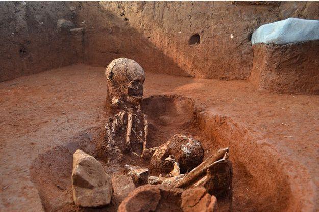 Des restes humains ont été trouvés sur la Plaine des Jarres au Laos.