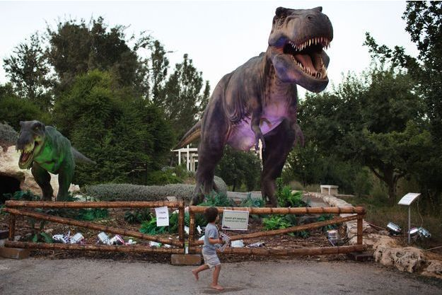 Un tyrannosaure