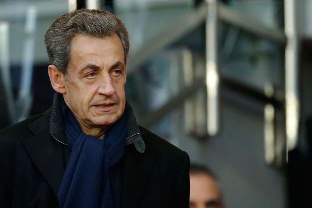 Le parquet national financier réclame un procès pour Sarkozy dans l'affaire dite des écoutes.