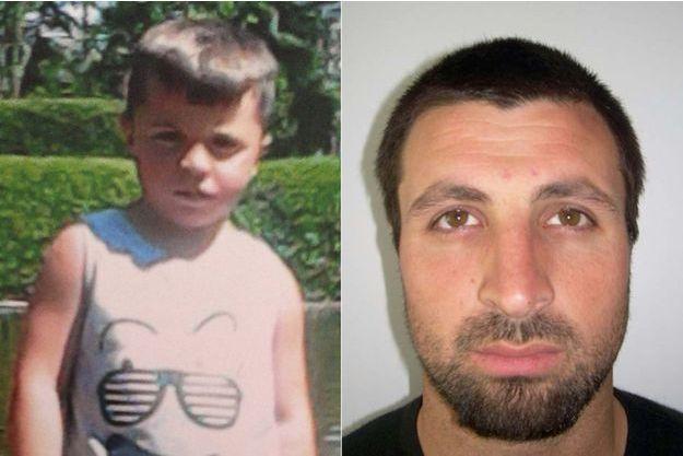 Vicente et son père Jason Lopez