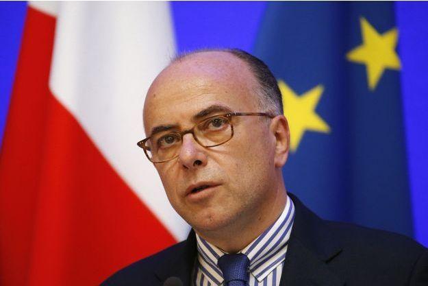 Bernard Cazeneuve en novembre dernier.