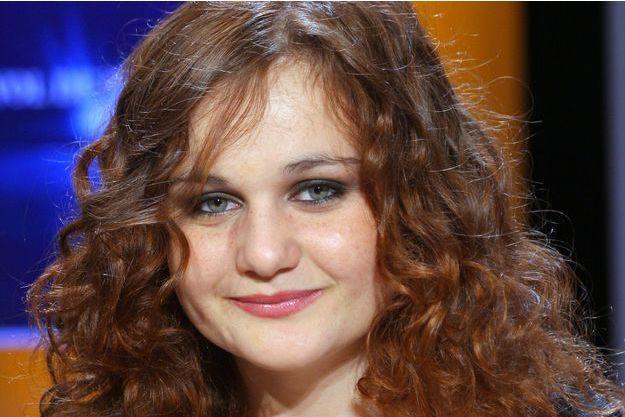 L'écrivaine Ariane Fornia, fille d' Éric Besson, ici en 2007.