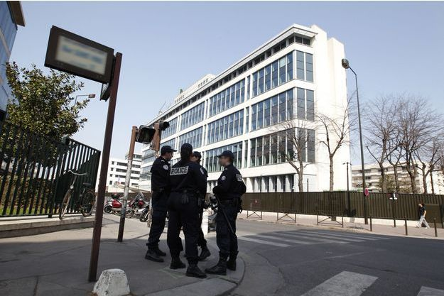 Le siège de la Direction générale de la sécurité intérieure