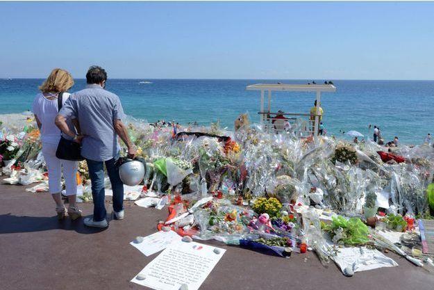 L'hommage aux victimes de l'attentat du 14 Juillet se tiendra à Nice le 14 octobre.