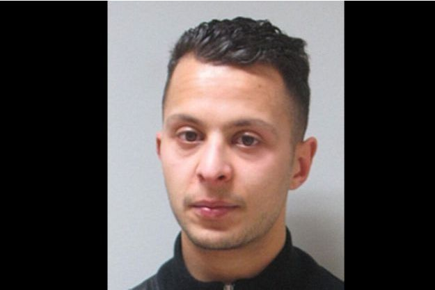 Le cliché de Salah Abdeslam diffusé mardi.