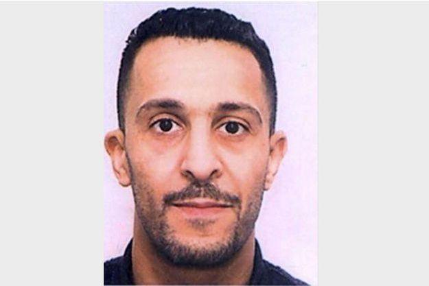 Brahim Abdeslam, l'un des kamikazes de l'attentat de Paris.