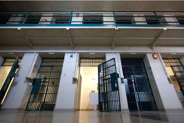 Illustration prison
