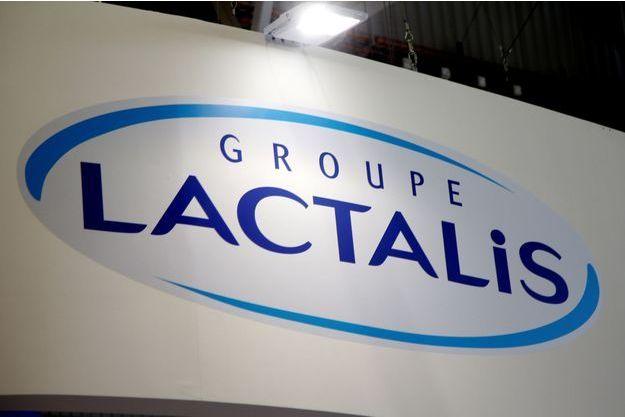 C'est un site de production du groupe Lactalis qui est en cause.