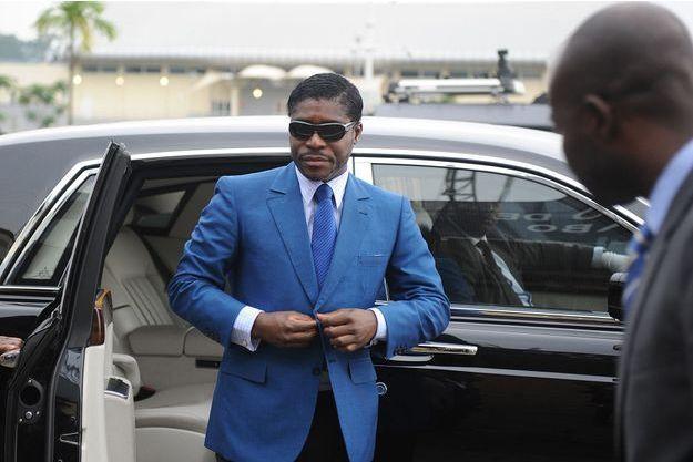 Teodorin Obiang, le fils du président de Guinée équatoriale.
