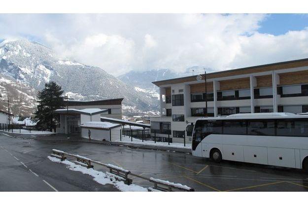 Le collège Saint-Exupéry de Bourg-Saint-Maurice
