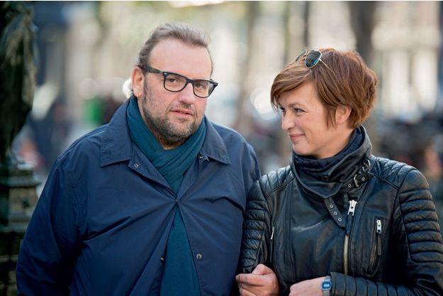 Edith et Bruno se sont retrouvés dès le dimanche. Le cheminot et la directrice marketing ont vécu ensemble les heures les plus dramatiques de leur vie.