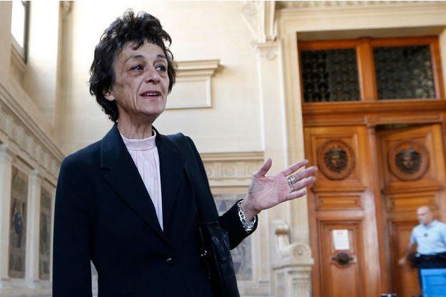 Isabelle Coutant-Peyre, épouse et avocate de Carlos
