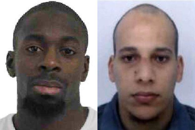 Amedy Coulibaly et Chérif Kouachi ont été tués. Leurs compagnes se connaissaient et se côtoyaient.