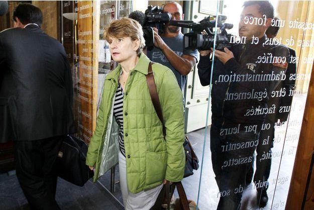 Claire Thibout, photographiée en septembre 2011