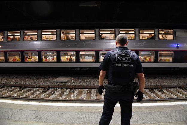 A partir de mercredi, le RER C sera fermé dans Paris à cause de la montée des eaux de la Seine (image d'illustration)