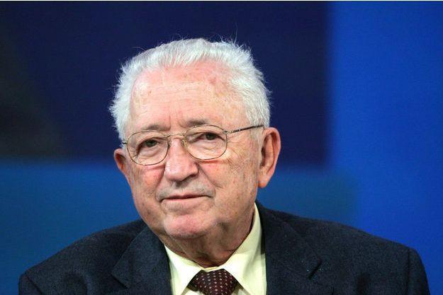 Edmond Maire en 2006.