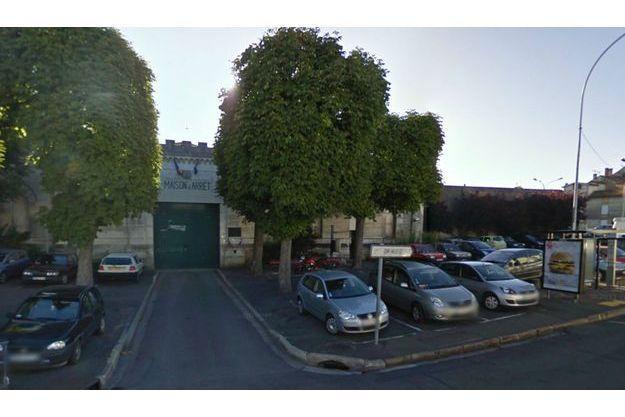 Isabelle est incarcérée à la maison d'arrêt d'Angoulême depuis près de trois ans.