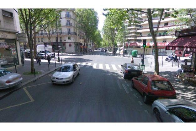 Dimanche après-midi, aux alentours de 15 heures, Louis abattait sa femme, à son domicile, avenue Mathurin-Moreau (XIXème)