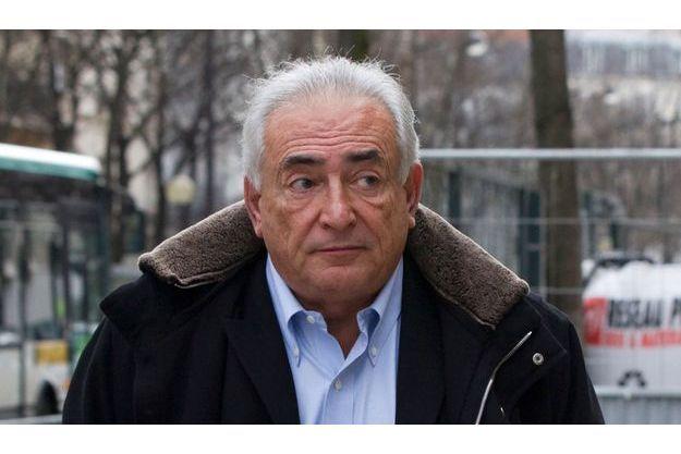 Dominique Strauss-Kahn, le 10 décembre dernier.