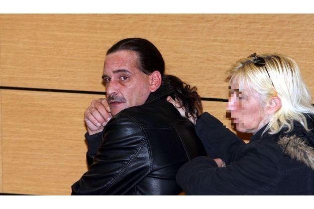 Franck, le père de l'enfant, a été condamné à de la prison ferme.