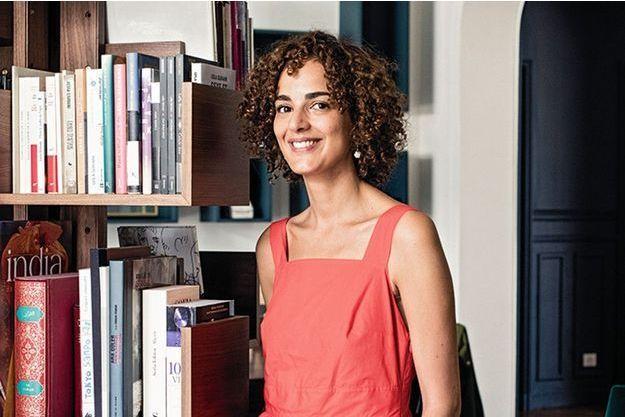 Leïla Slimani, écrivain, lauréate du Goncourt 2016