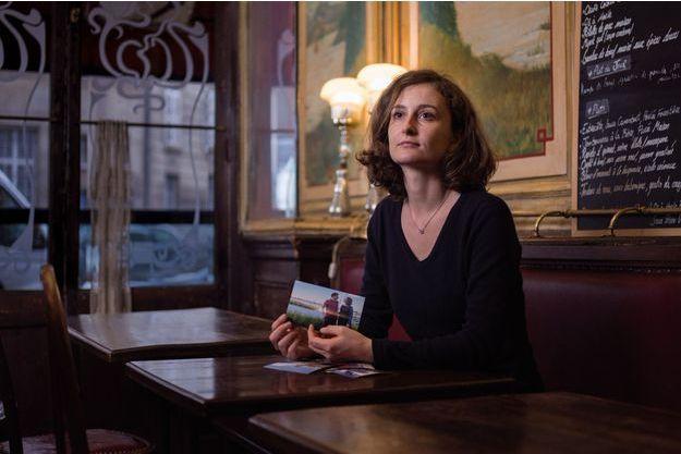 A Paris, à la mi-janvier, Diane rassemble des souvenirs. Harm a été arrêté en juin 2015.
