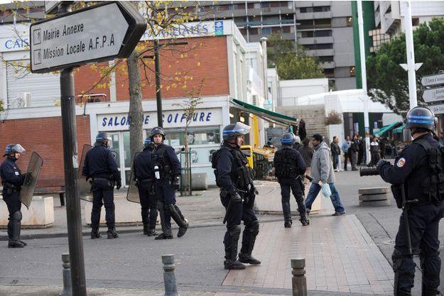 Trois personnes ont été interpellées dans le quartier de la Reynerie, à Toulouse (image de 2008).