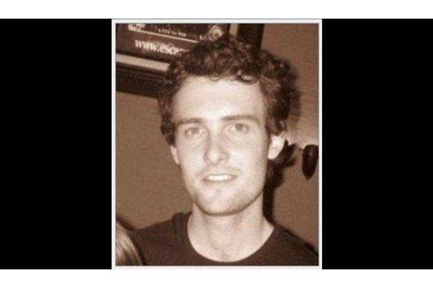 Maxime Le Bot, a disparu dans la nuit de vendredi à samedi 4 février