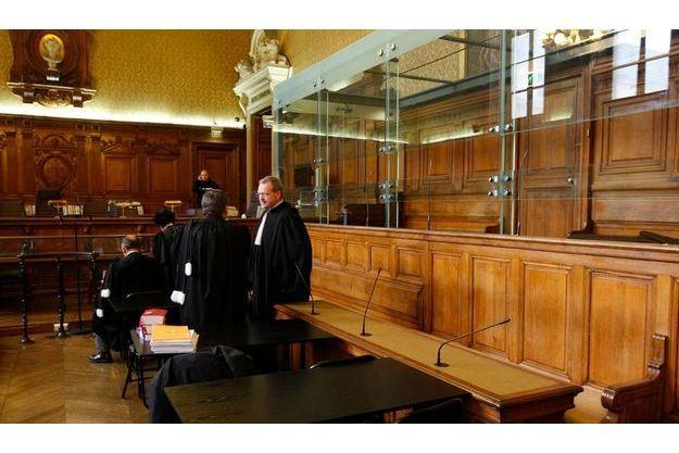 Pendant plusieurs jours d'audience, Youssouf Fofana ne s'est pas présenté dans le box des accusés