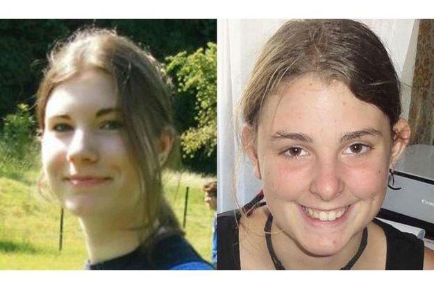 Geneviève et Camille ont disparu depuis le 4 décembre.