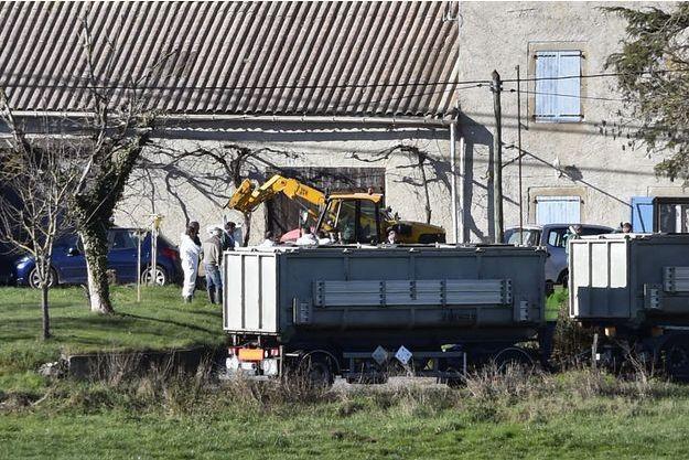 un élevage de canards dans la commune d'Almayrac, dans le Tarn, a été touché par la grippe aviaire.